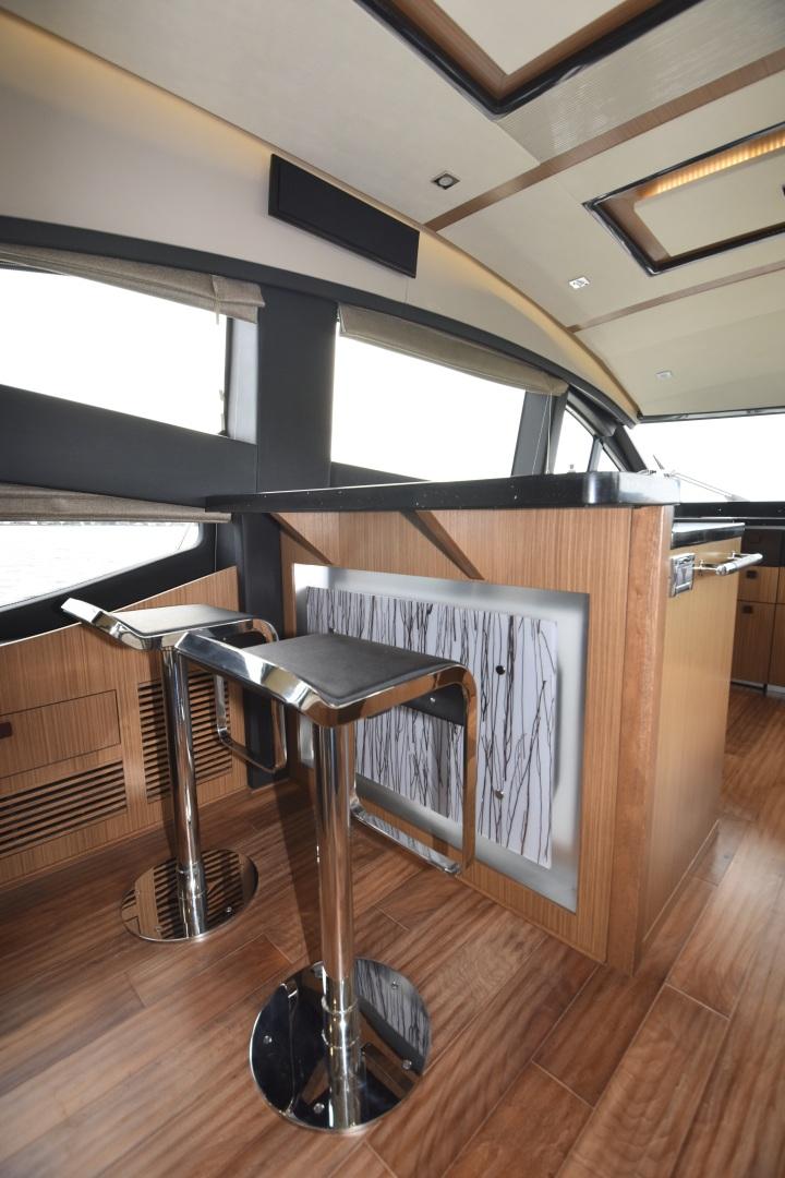 Sea Ray-L650 2016-3x's the Charm Longboat Key-Florida-United States-2016 Sea Ray L650  3x's the Charm  Salon / Galley-1251797 | Thumbnail