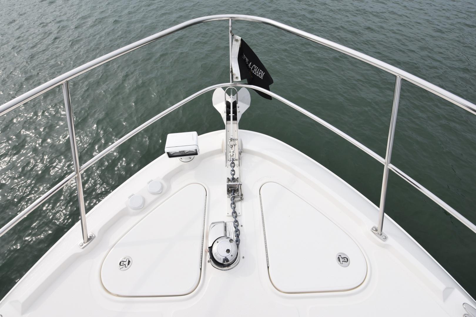 Sea Ray-L650 2016-3x's the Charm Longboat Key-Florida-United States-2016 Sea Ray L650  3x's the Charm  Bow-1251862 | Thumbnail