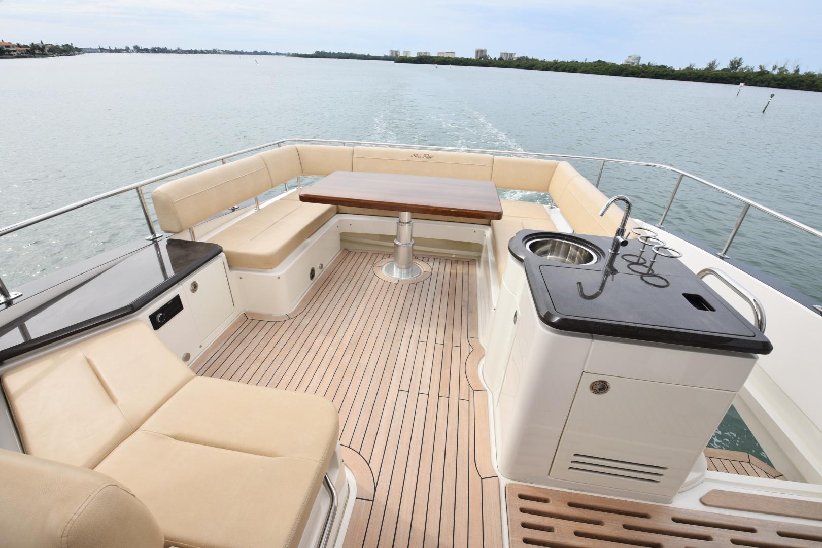 Sea Ray-L650 2016-3x's the Charm Longboat Key-Florida-United States-2016 Sea Ray L650  3x's the Charm  Flybridge-1251842 | Thumbnail