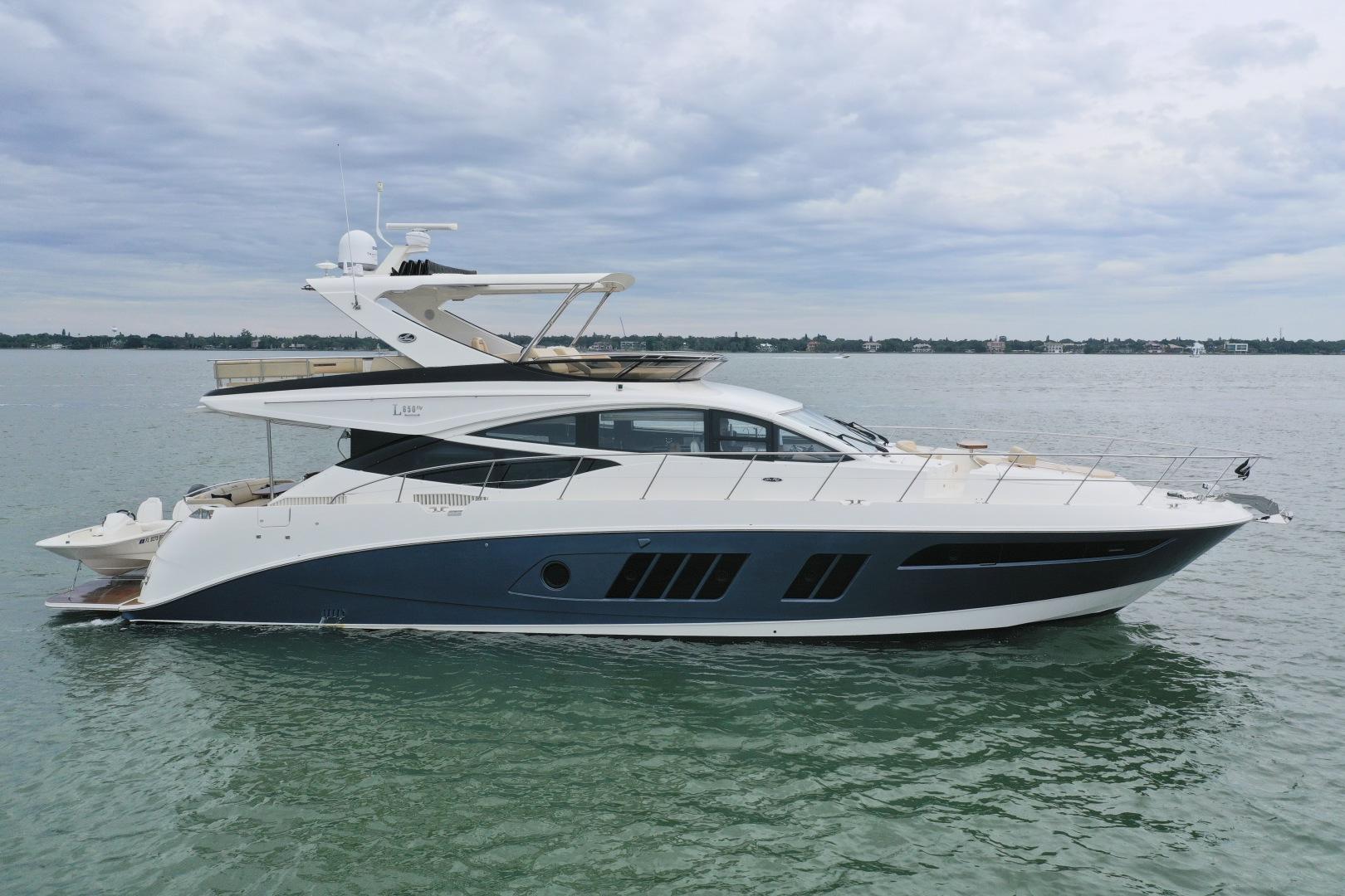 Sea Ray-L650 2016-3x's the Charm Longboat Key-Florida-United States-2016 Sea Ray L650 -1251881 | Thumbnail
