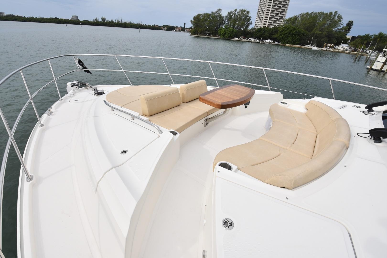 Sea Ray-L650 2016-3x's the Charm Longboat Key-Florida-United States-2016 Sea Ray L650  3x's the Charm  Bow-1251865 | Thumbnail