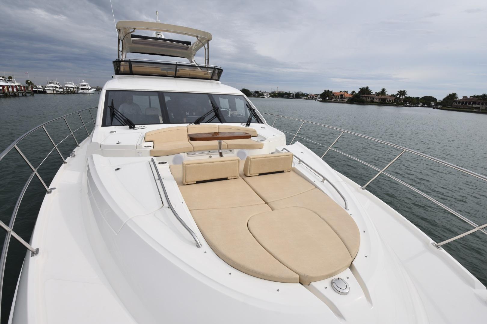 Sea Ray-L650 2016-3x's the Charm Longboat Key-Florida-United States-2016 Sea Ray L650  3x's the Charm   Bow-1251864 | Thumbnail