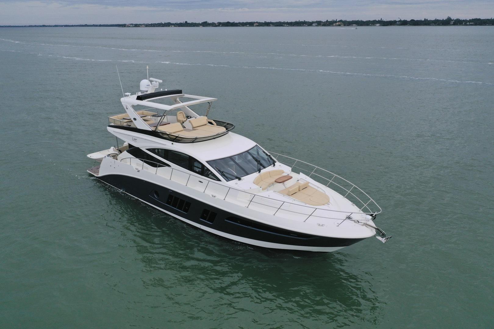 Sea Ray-L650 2016-3x's the Charm Longboat Key-Florida-United States-2016 Sea Ray L650 -1251878 | Thumbnail