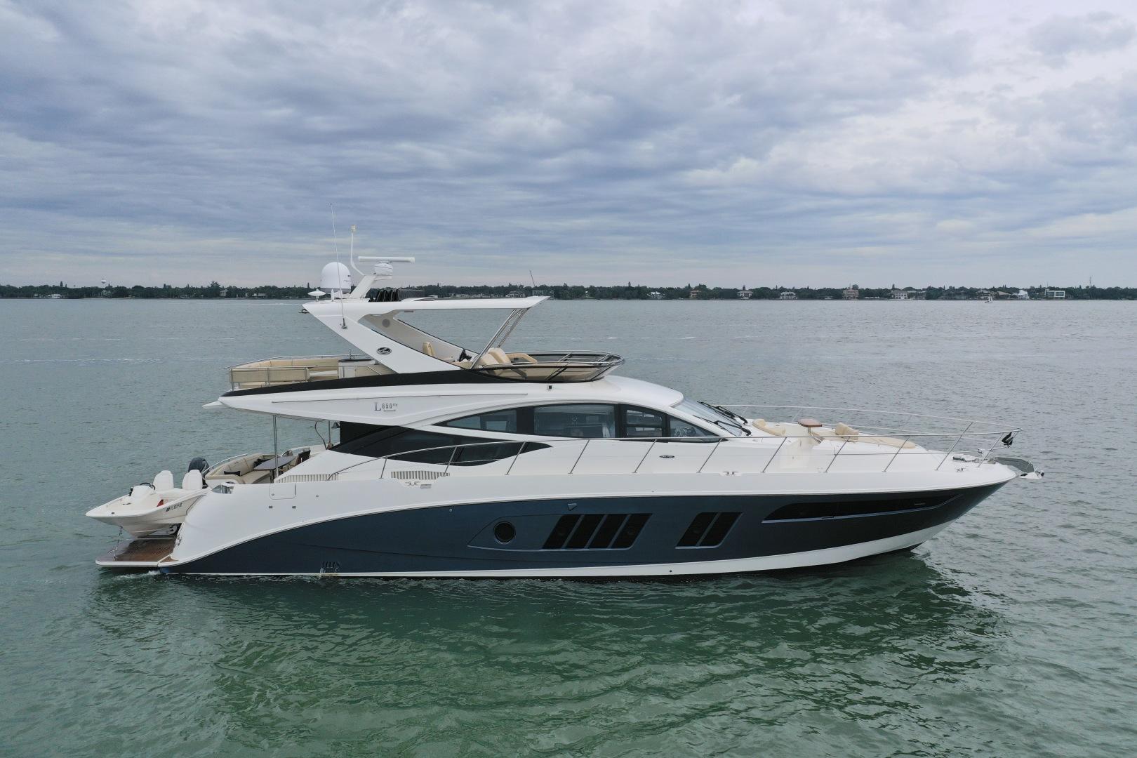 Sea Ray-L650 2016-3x's the Charm Longboat Key-Florida-United States-2016 Sea Ray L650 -1251879 | Thumbnail