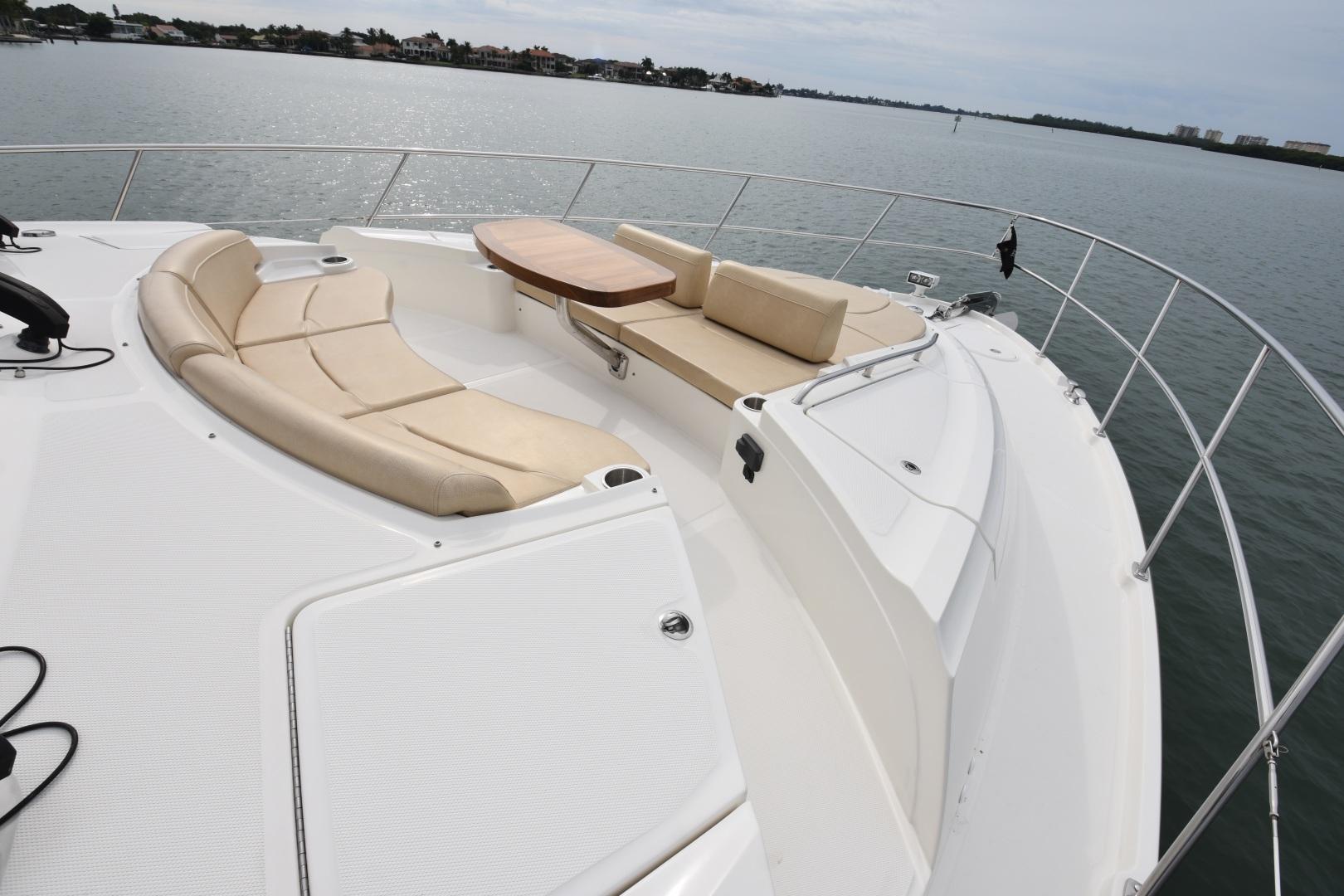 Sea Ray-L650 2016-3x's the Charm Longboat Key-Florida-United States-2016 Sea Ray L650  3x's the Charm  Bow Seating-1251859 | Thumbnail