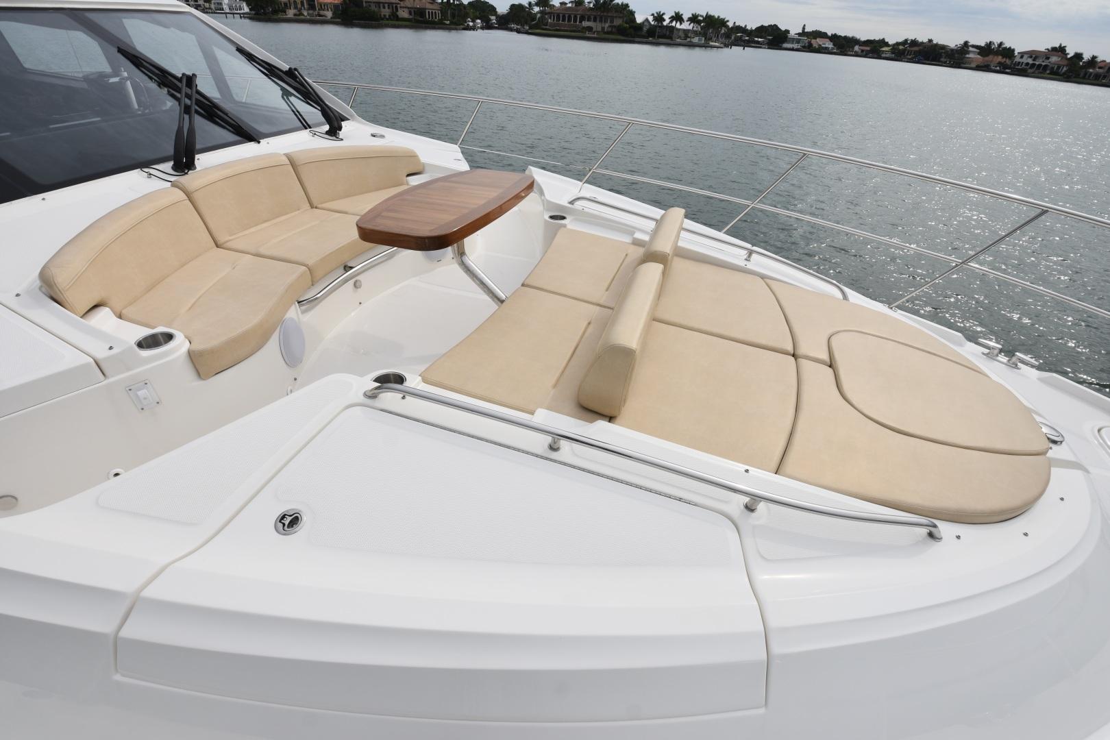 Sea Ray-L650 2016-3x's the Charm Longboat Key-Florida-United States-2016 Sea Ray L650  3x's the Charm  Bow Seating-1251861 | Thumbnail