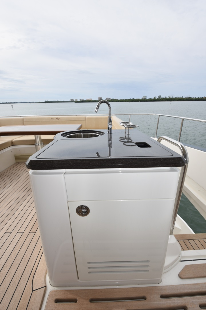 Sea Ray-L650 2016-3x's the Charm Longboat Key-Florida-United States-2016 Sea Ray L650  3x's the Charm  Flybridge-1251846 | Thumbnail