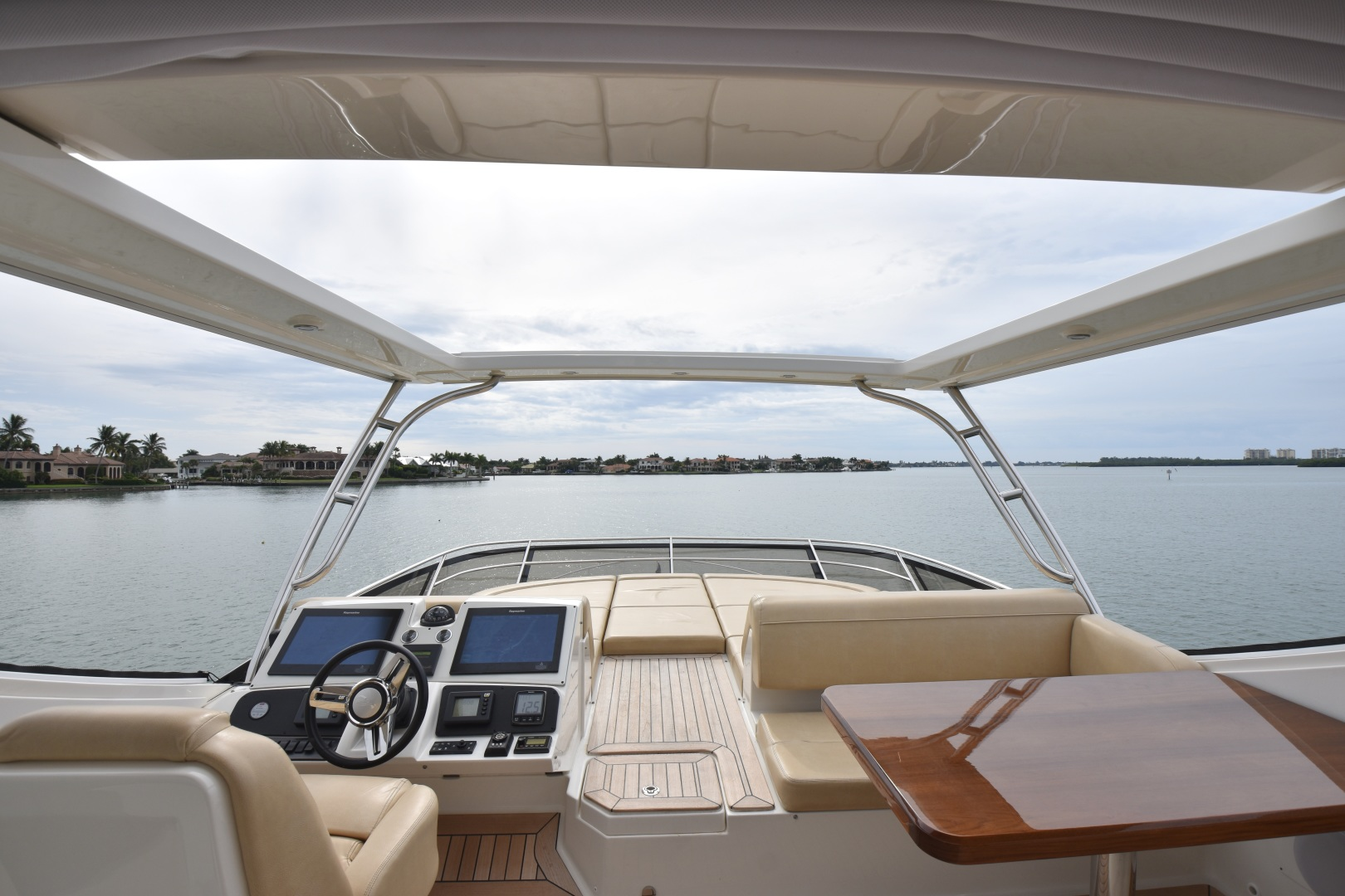 Sea Ray-L650 2016-3x's the Charm Longboat Key-Florida-United States-2016 Sea Ray L650  3x's the Charm   Flybridge-1251853 | Thumbnail