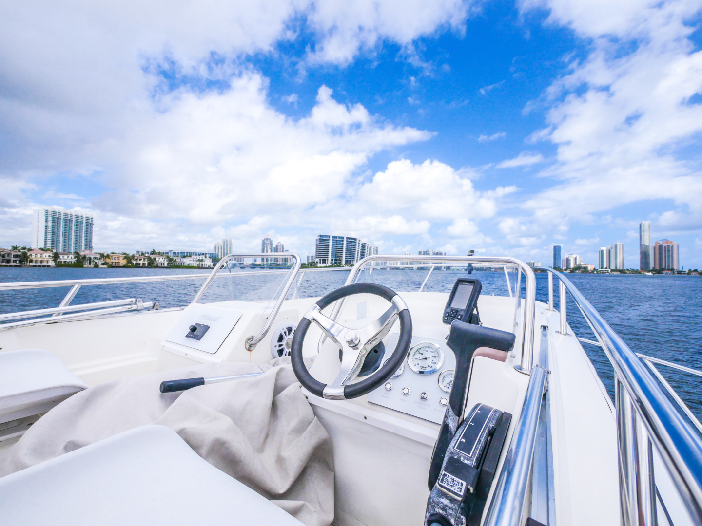 Picture Of: 55' Viking Convertible 2002 Yacht For Sale   2 of 78