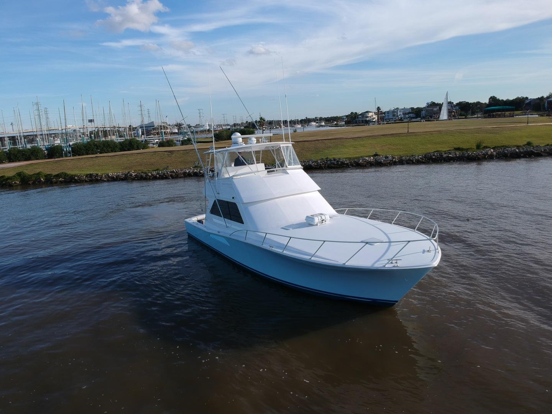 Viking-50 Convertible 2000-Knotcho Grande Seabrook-Texas-United States-Viking Convertible 2000 Knotcho Grande-1266631   Thumbnail