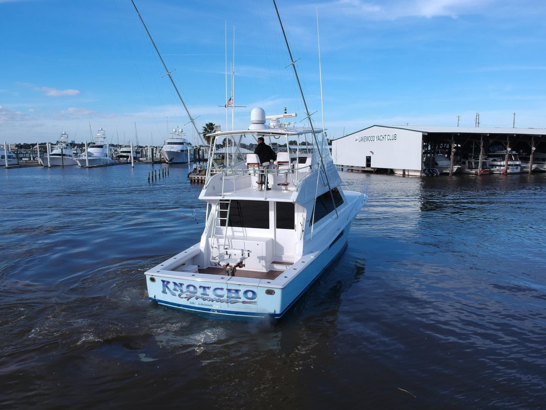 Viking-50 Convertible 2000-Knotcho Grande Seabrook-Texas-United States-Viking Convertible 2000 Knotcho Grande-1266636   Thumbnail
