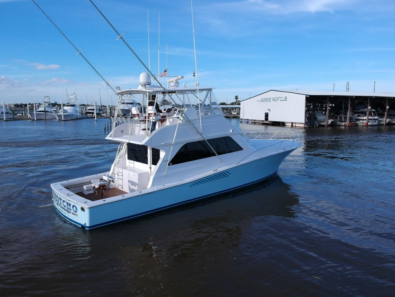 Viking-50 Convertible 2000-Knotcho Grande Seabrook-Texas-United States-Viking Convertible 2000 Knotcho Grande-1266634   Thumbnail