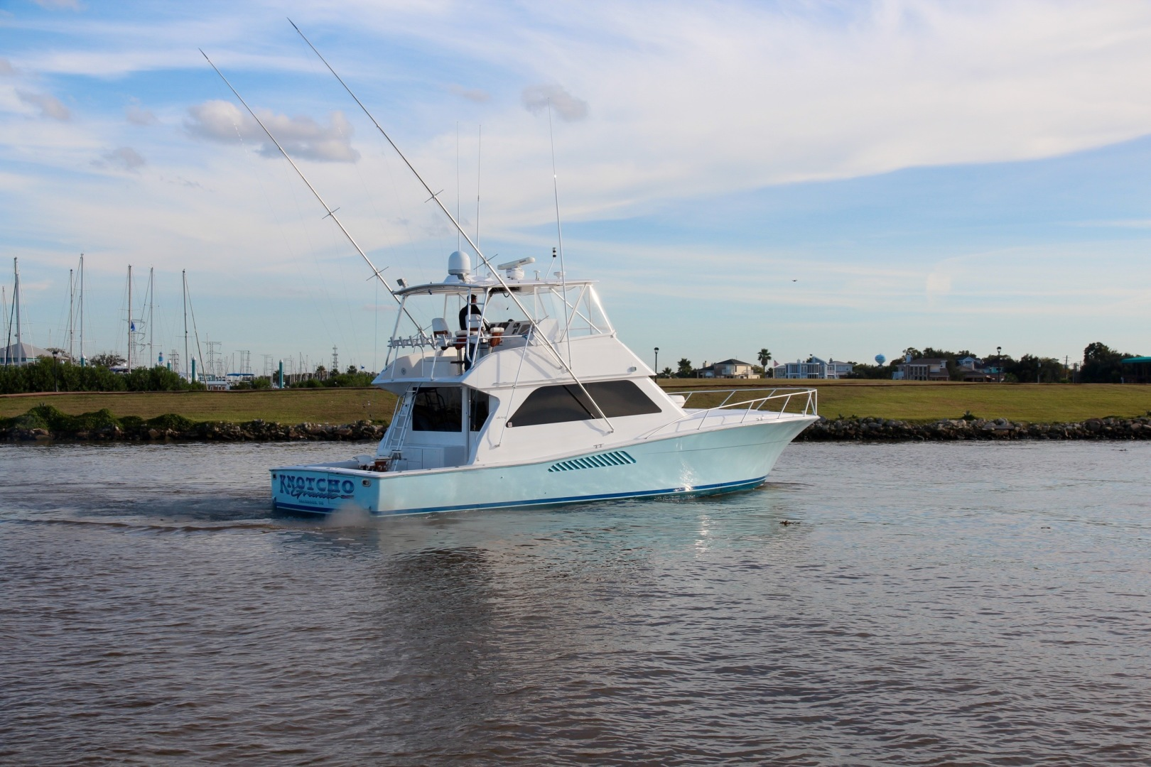 Viking-50 Convertible 2000-Knotcho Grande Seabrook-Texas-United States-Viking Convertible 2000 Knotcho Grande-1266659   Thumbnail