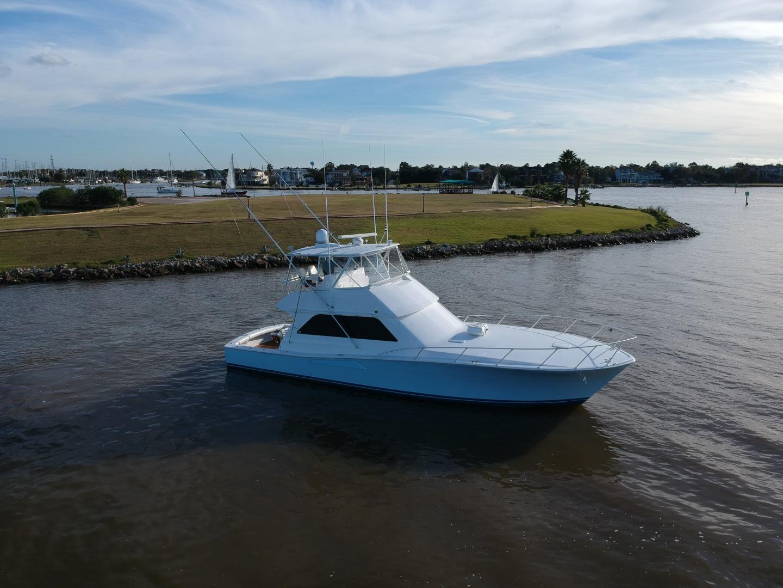 Viking-50 Convertible 2000-Knotcho Grande Seabrook-Texas-United States-Viking Convertible 2000 Knotcho Grande-1266630   Thumbnail
