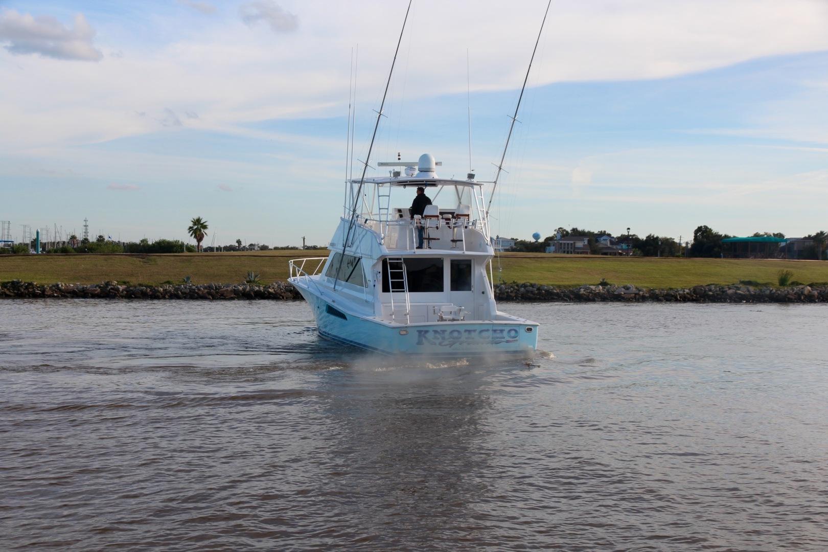 Viking-50 Convertible 2000-Knotcho Grande Seabrook-Texas-United States-Viking Convertible 2000 Knotcho Grande-1266660   Thumbnail