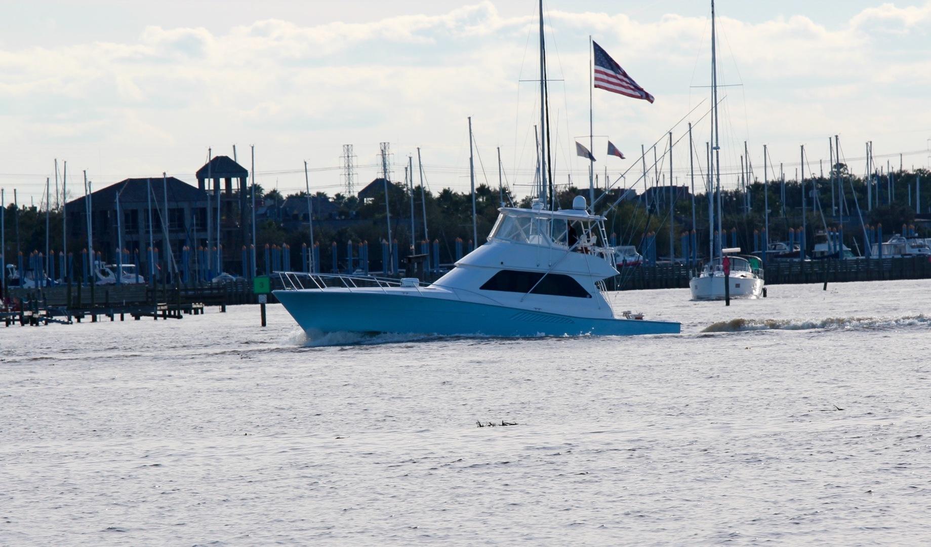 Viking-50 Convertible 2000-Knotcho Grande Seabrook-Texas-United States-Viking Convertible 2000 Knotcho Grande-1266665   Thumbnail