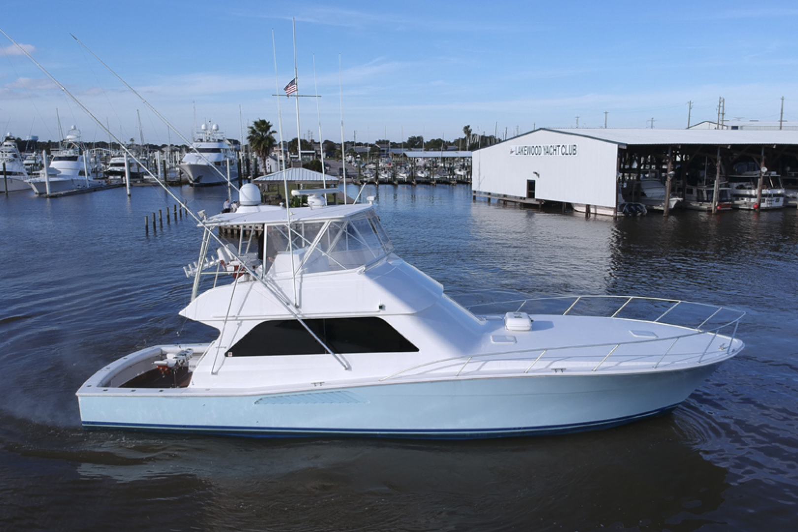 Picture Of: 50' Viking 50 Convertible 2000 Yacht For Sale | 1 of 45