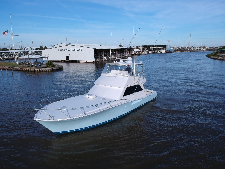 Viking-50 Convertible 2000-Knotcho Grande Seabrook-Texas-United States-Viking Convertible 2000 Knotcho Grande-1266633   Thumbnail