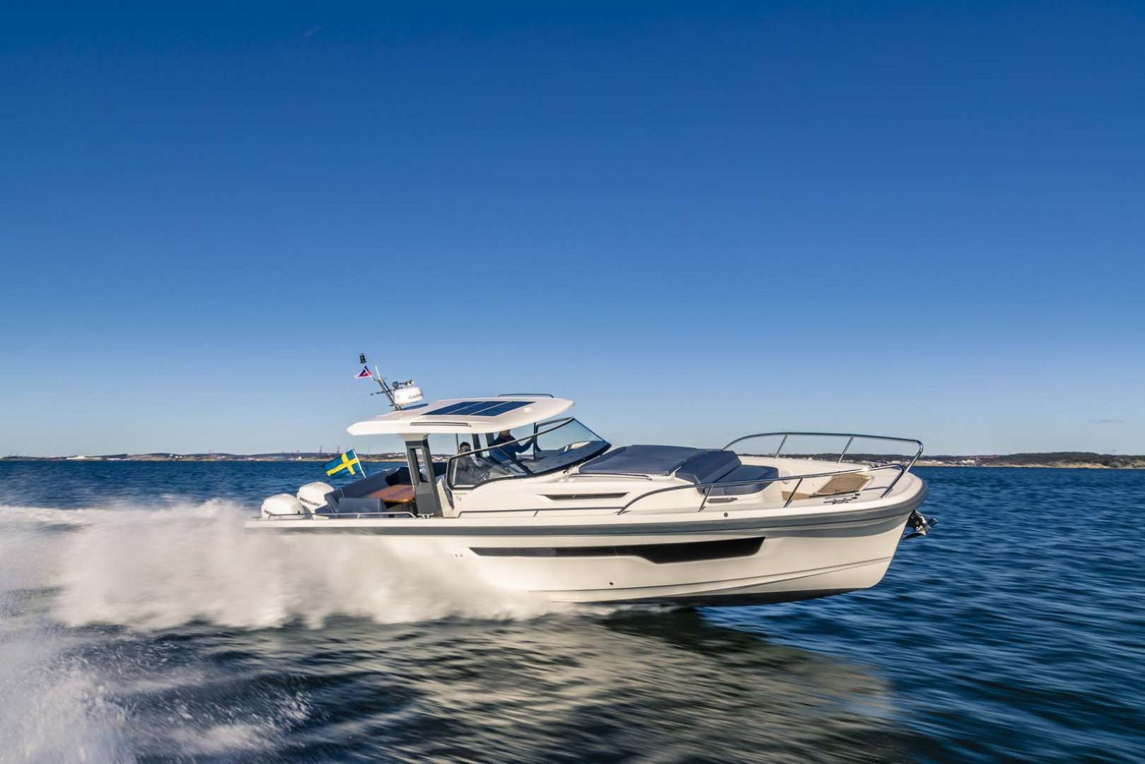 Picture Of: 40' Nimbus T11 2021 Yacht For Sale | 1 of 18