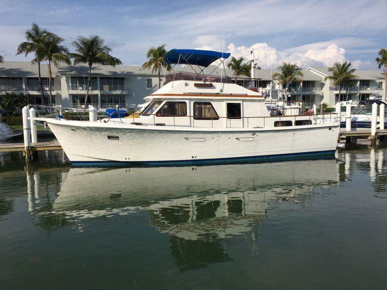 46' Marine Trader Fast Trawler