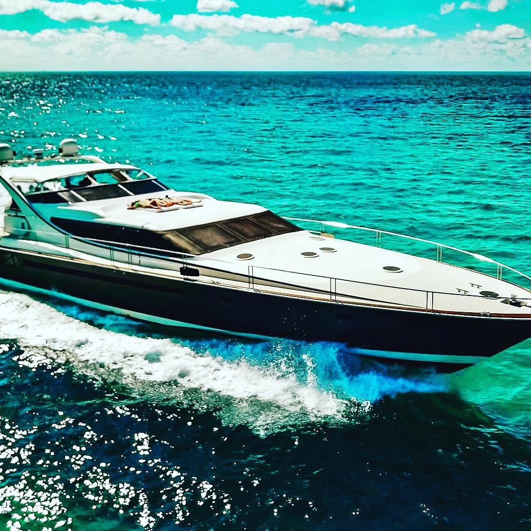 Palmer Johnson-80 Custom Express 1993-Boundless North Miami Beach-Florida-United States-1993 Palmer Johnson 80 Custom Express  Boundless -1259083 | Thumbnail