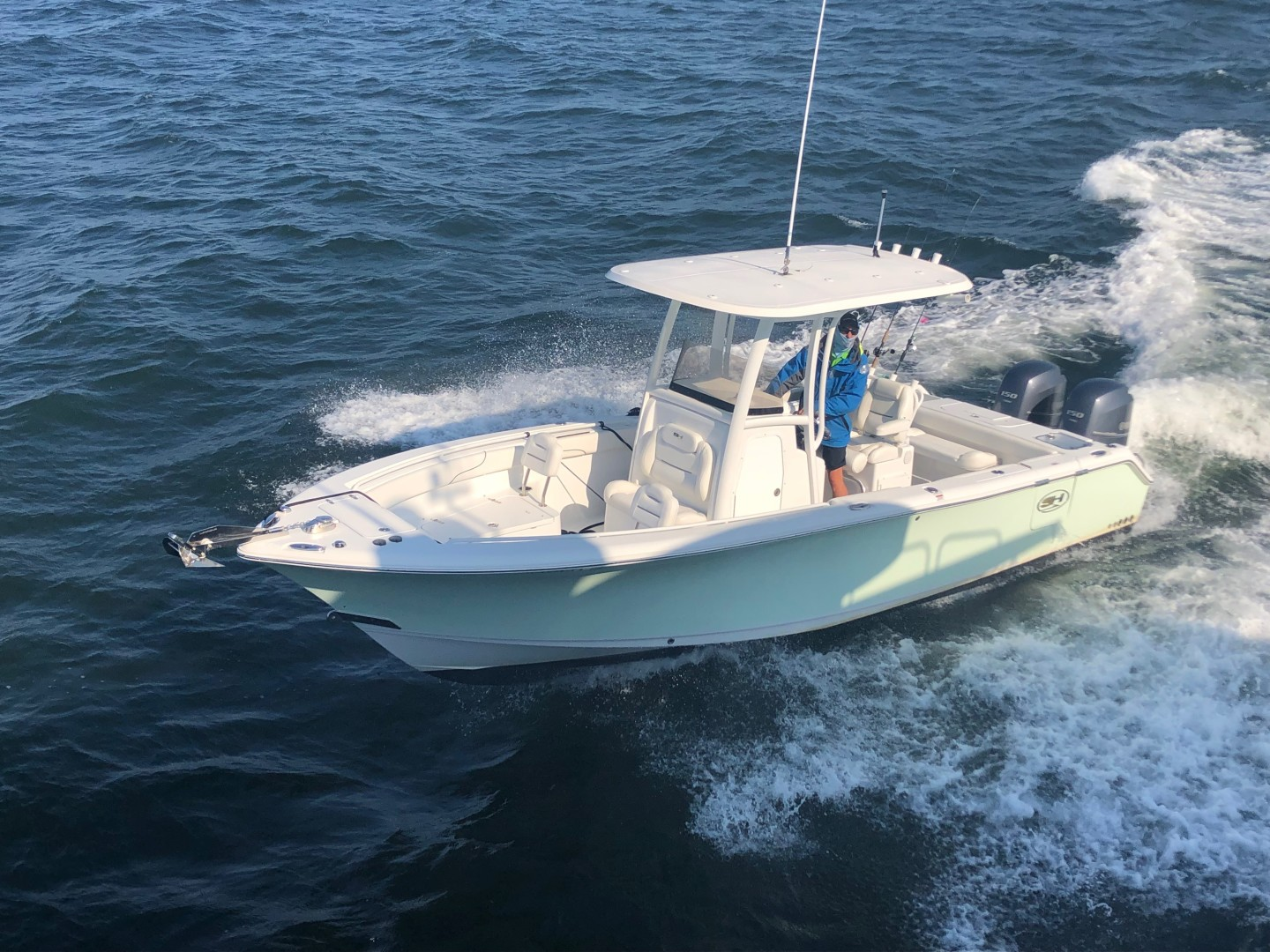 Picture Of: 73' Hatteras 72 2008 Yacht For Sale | 2 of 21