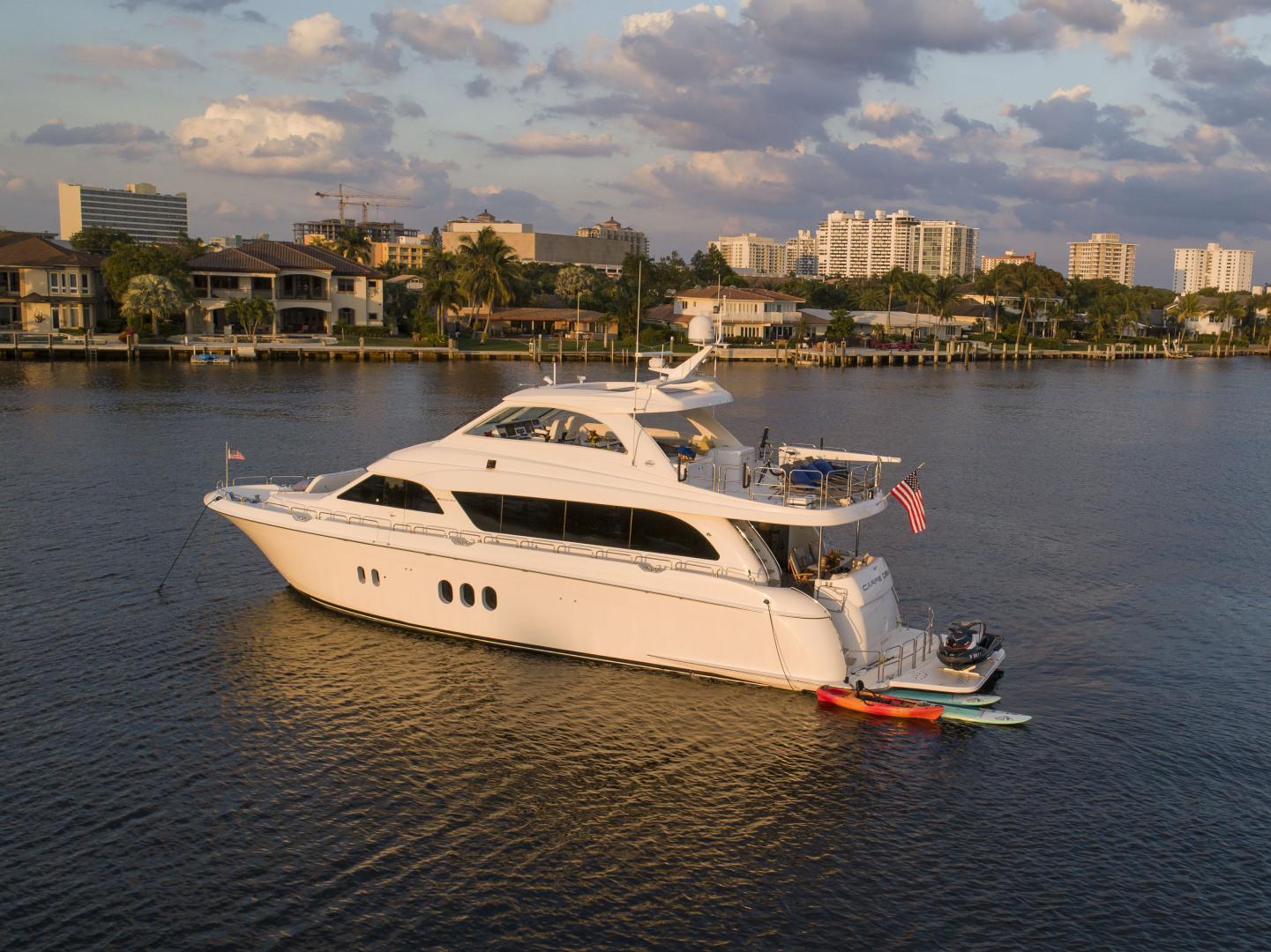 Hatteras-72 2008-CARPE DIEM Ft. Lauderdale-Florida-United States-1259284   Thumbnail