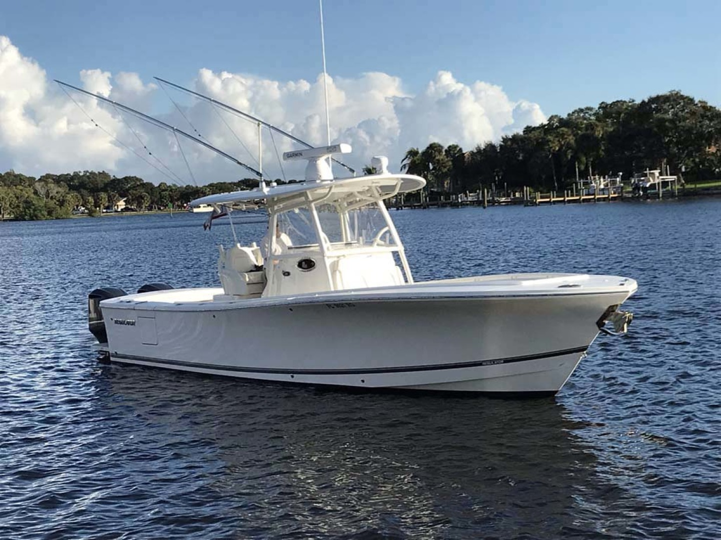 Regulator-31 Center Console 2017 -Stuart-Florida-United States-Starboard Bow-1253406   Thumbnail