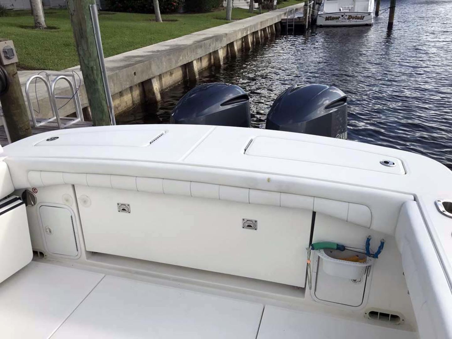 Regulator-31 Center Console 2017 -Stuart-Florida-United States-Aft Seat Up-1253445   Thumbnail