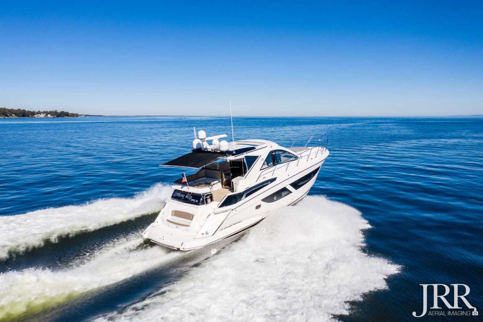 Regal-53 Sport Coupe 2017-LOOKING UP Pasadena-Maryland-United States-Starboard Stern-1253662 | Thumbnail