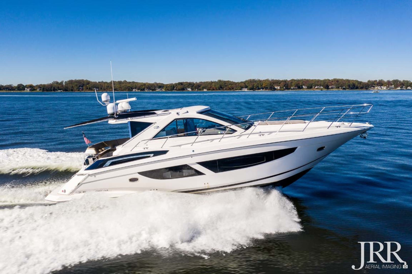 Regal-53 Sport Coupe 2017-LOOKING UP Pasadena-Maryland-United States-Starboard Profile-1253608 | Thumbnail