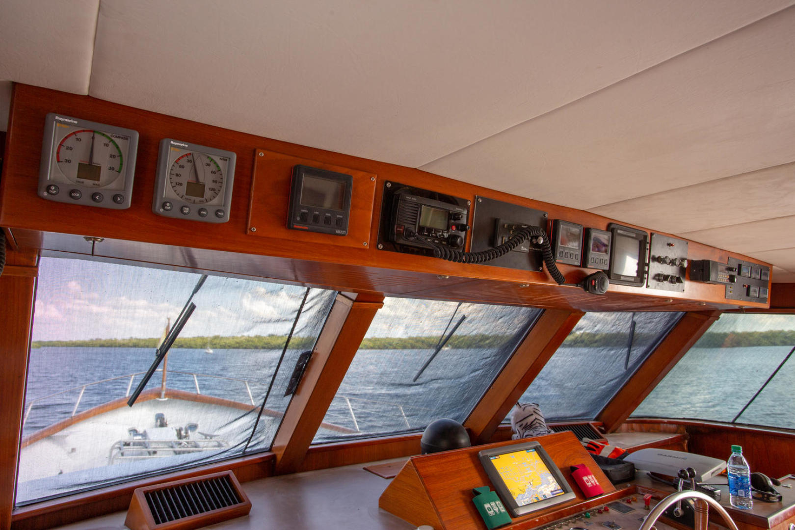 Burger-81 CPMY 1978-High Mileage Cape Coral-Florida-United States-Pilothouse-1254561   Thumbnail