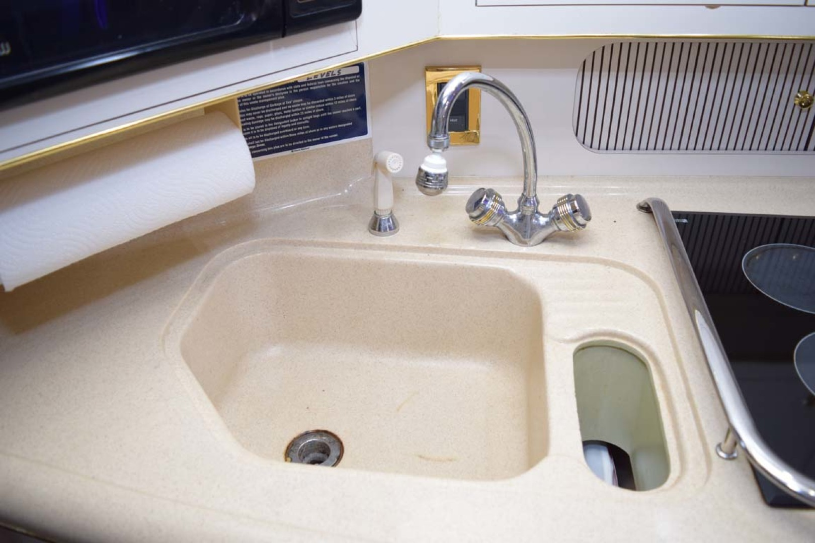 Sea Ray-400 Sundancer 1998-LEVELS Miami-Florida-United States-Galley Sink-1283892 | Thumbnail