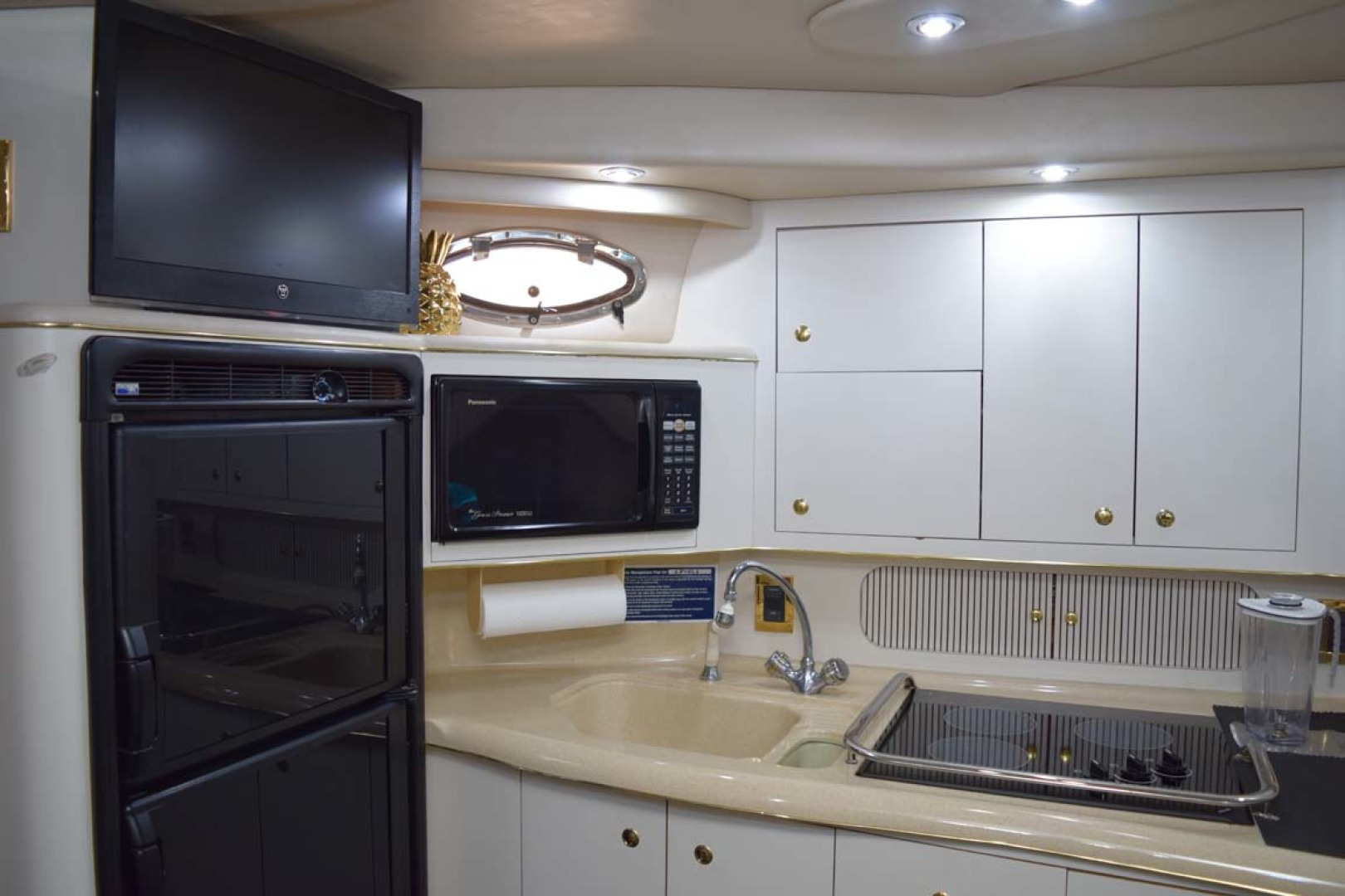 Sea Ray-400 Sundancer 1998-LEVELS Miami-Florida-United States-Galley-1283889 | Thumbnail