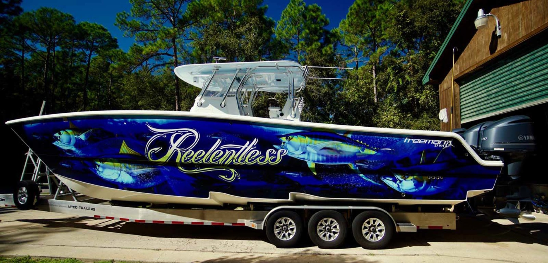 Freeman-37 VH 2018-Reelentless Dauphin Island-Alabama-United States-Main Profile on Trailer-1254762 | Thumbnail