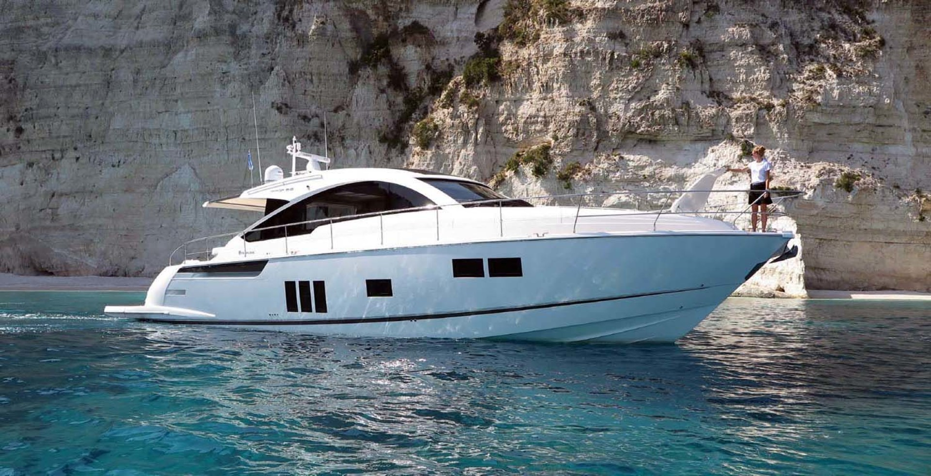 Picture Of: 63' Fairline Targa 62 GT 2015 Yacht For Sale | 1 of 31