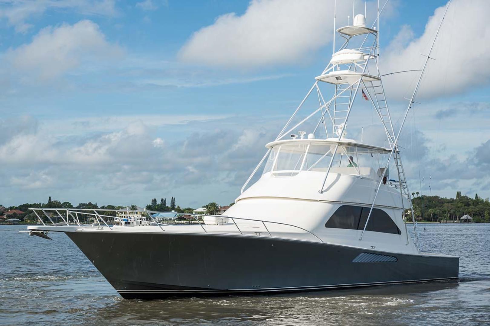 Viking-Sportfish 2007-Silver Fox Stuart-Florida-United States-Port Bow View-1255834   Thumbnail