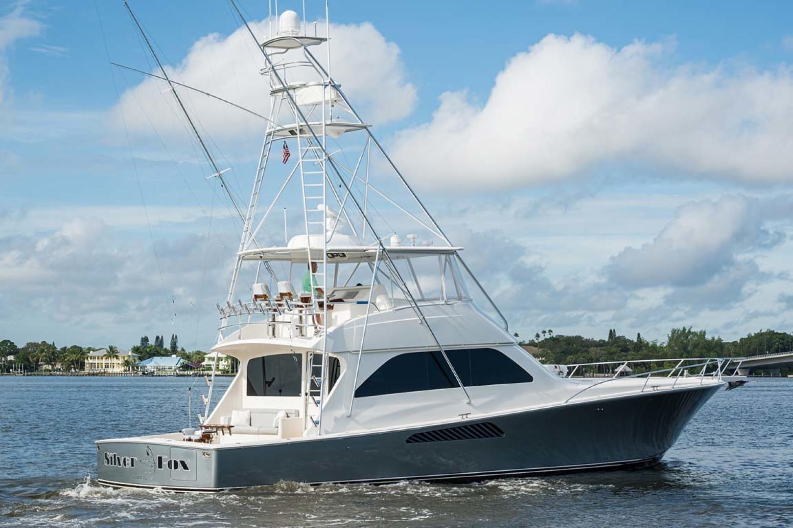 Viking-Sportfish 2007-Silver Fox Stuart-Florida-United States-Starboard View-1255897   Thumbnail