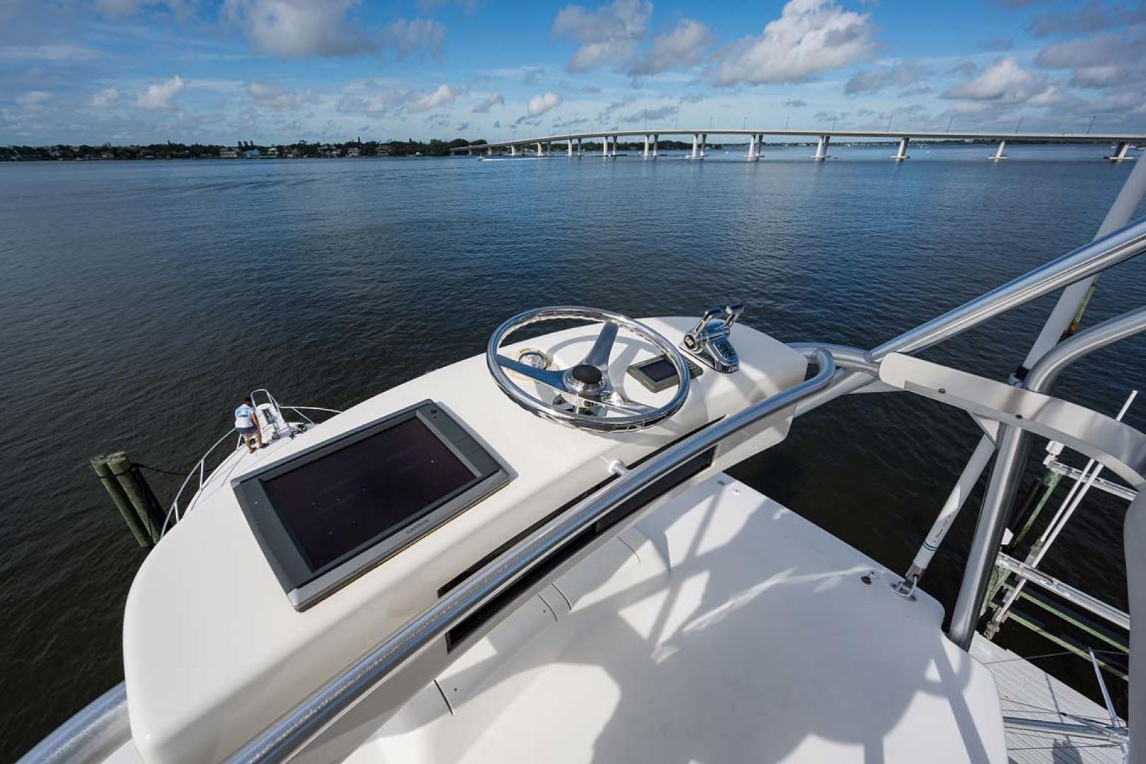 Viking-Sportfish 2007-Silver Fox Stuart-Florida-United States-Garmin Plotter & Sounder-1255875   Thumbnail