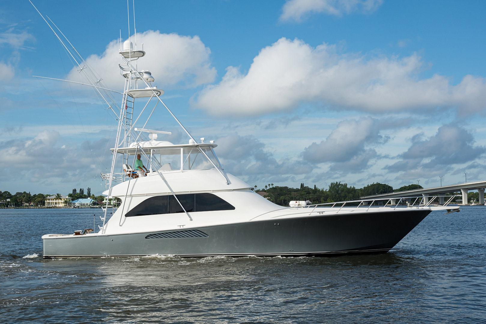 Picture Of: 64' Viking Sportfish 2007 Yacht For Sale | 1 of 66