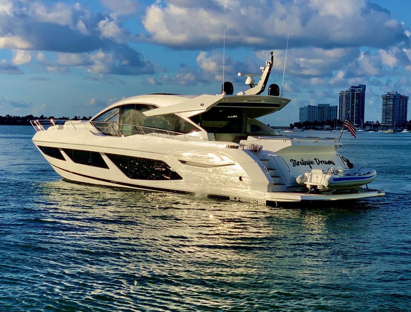 Sunseeker-74 Predator 2019-Strategic Dreams Fort Lauderdale-Florida-United States-1255905 | Thumbnail