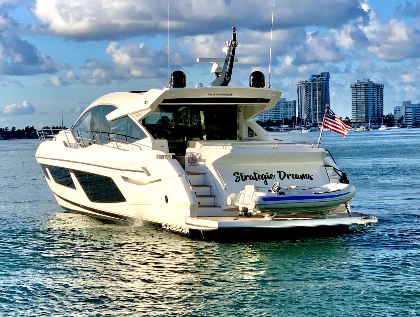 Sunseeker-74 Predator 2019-Strategic Dreams Fort Lauderdale-Florida-United States-1255906 | Thumbnail
