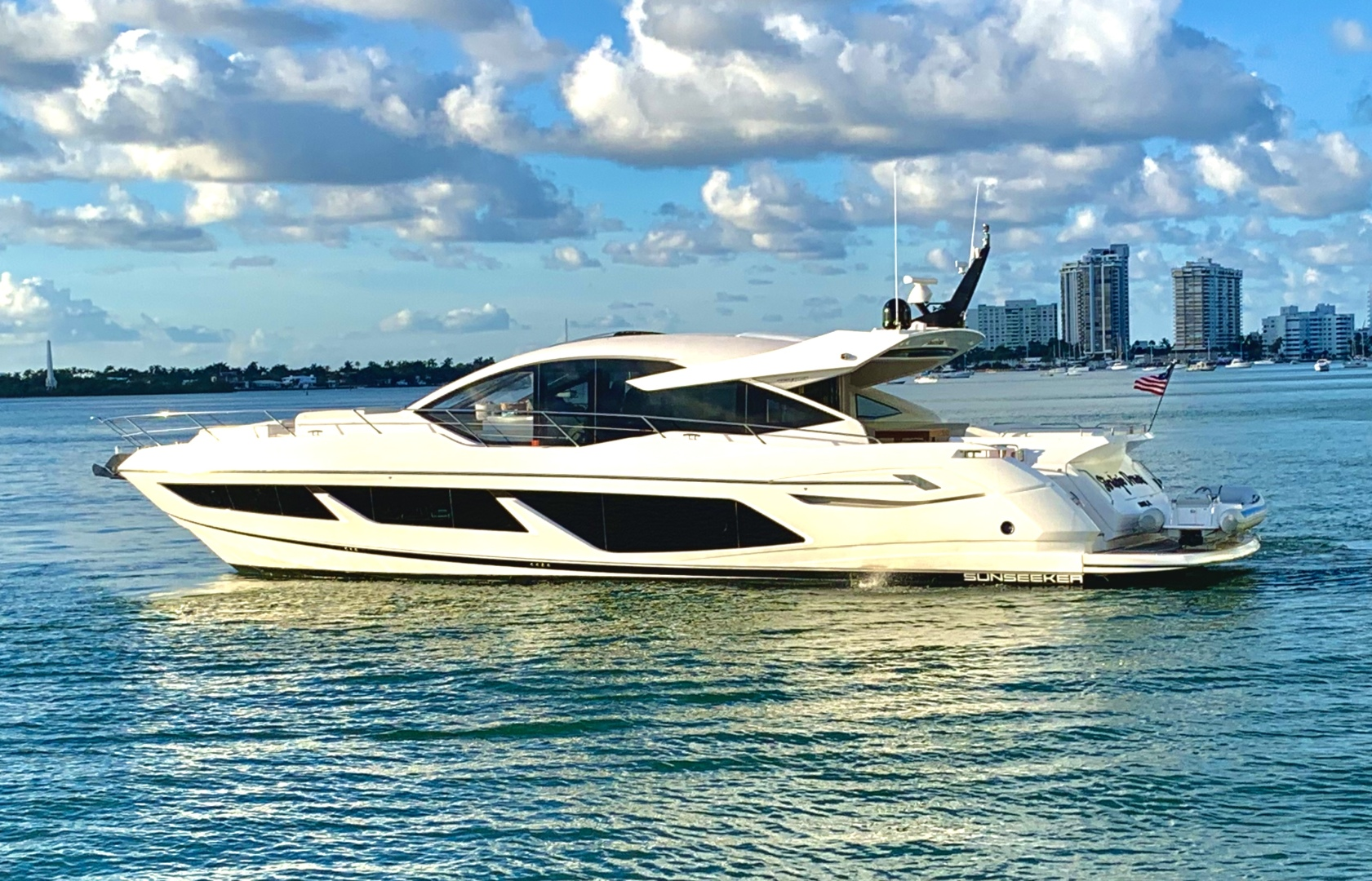 Picture Of: 74' Sunseeker 74 Predator 2019 Yacht For Sale | 1 of 16