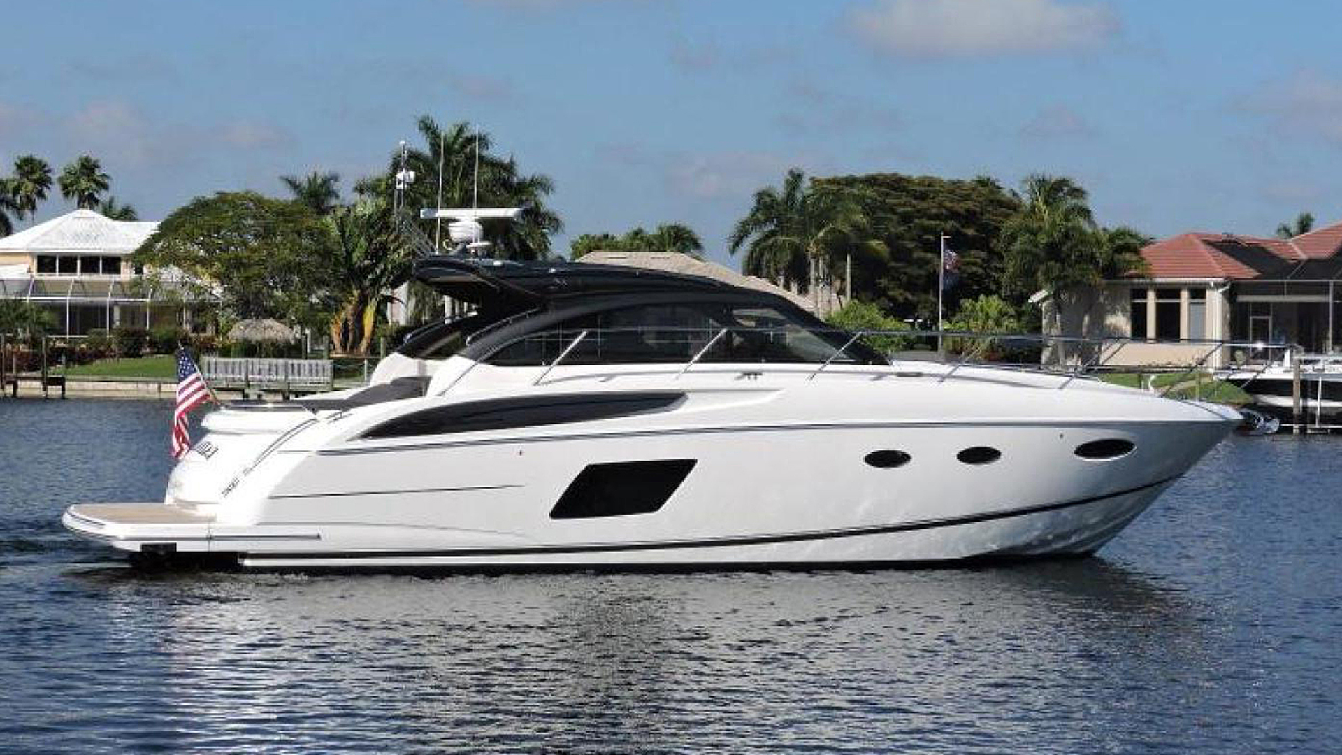Picture Of: 48' Princess V48 Open 2016 Yacht For Sale | 1 of 38