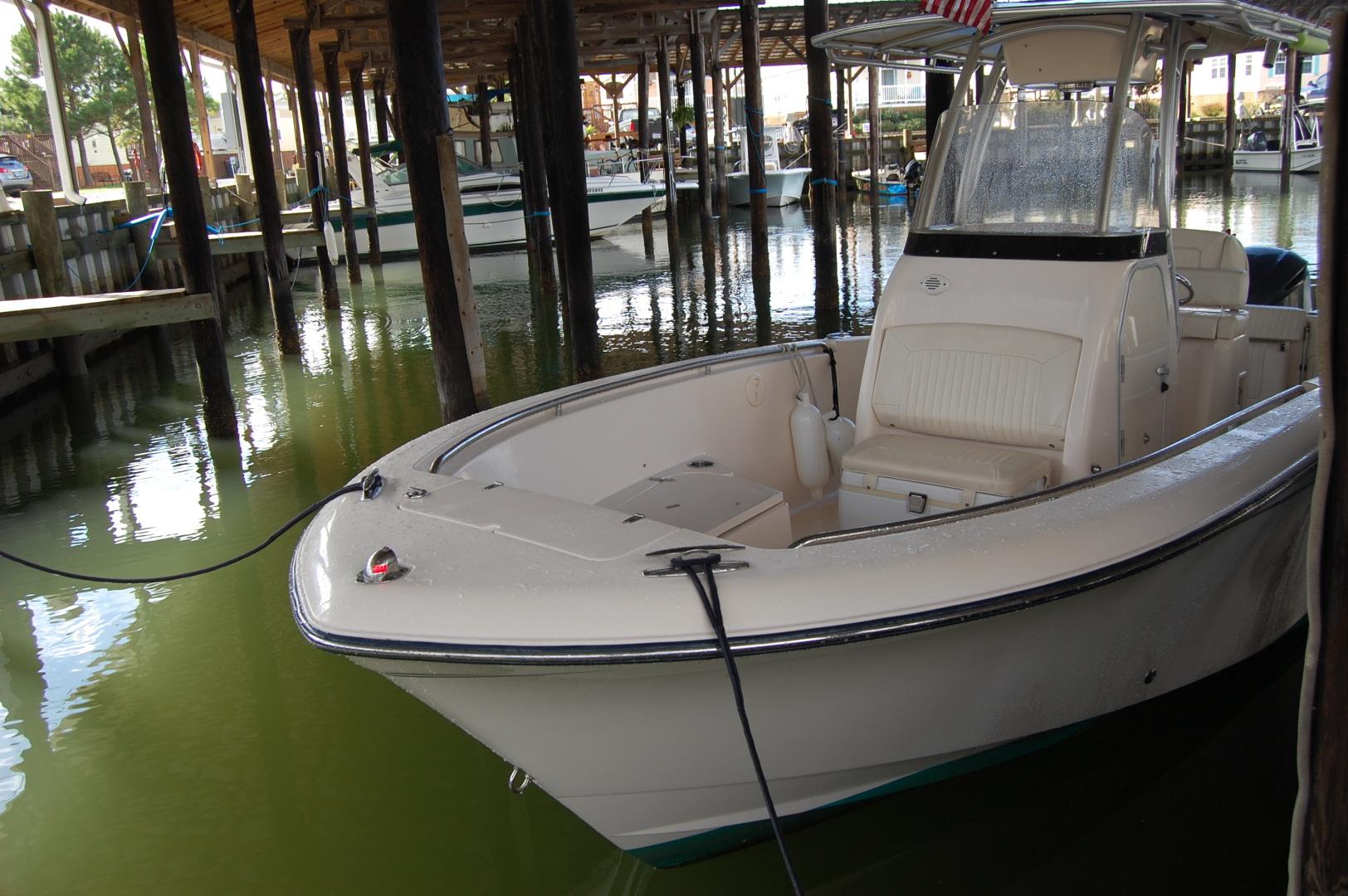 23' 2013 Grady-White 23 Fisherman | Tampa Yacht Sales