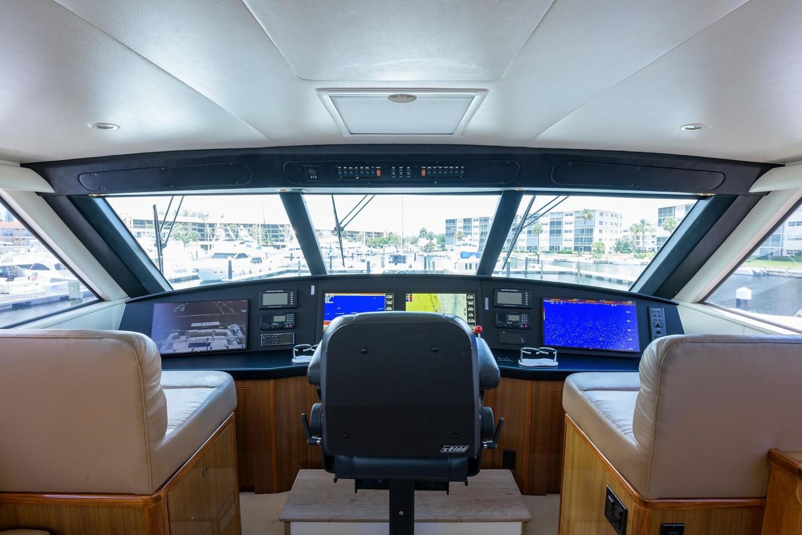 Viking-61 Enclosed Bridge Convertible 2005-Ya Ya Ya North Palm Beach-Florida-United States-1258072 | Thumbnail