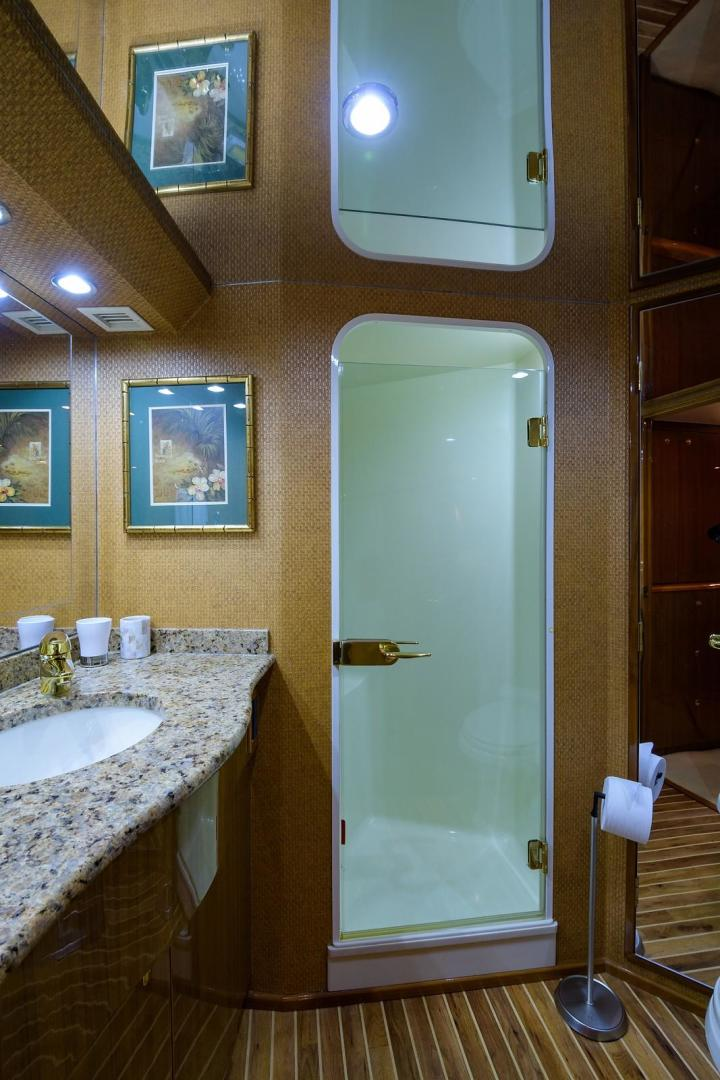 Viking-61 Enclosed Bridge Convertible 2005-Ya Ya Ya North Palm Beach-Florida-United States-1258089 | Thumbnail