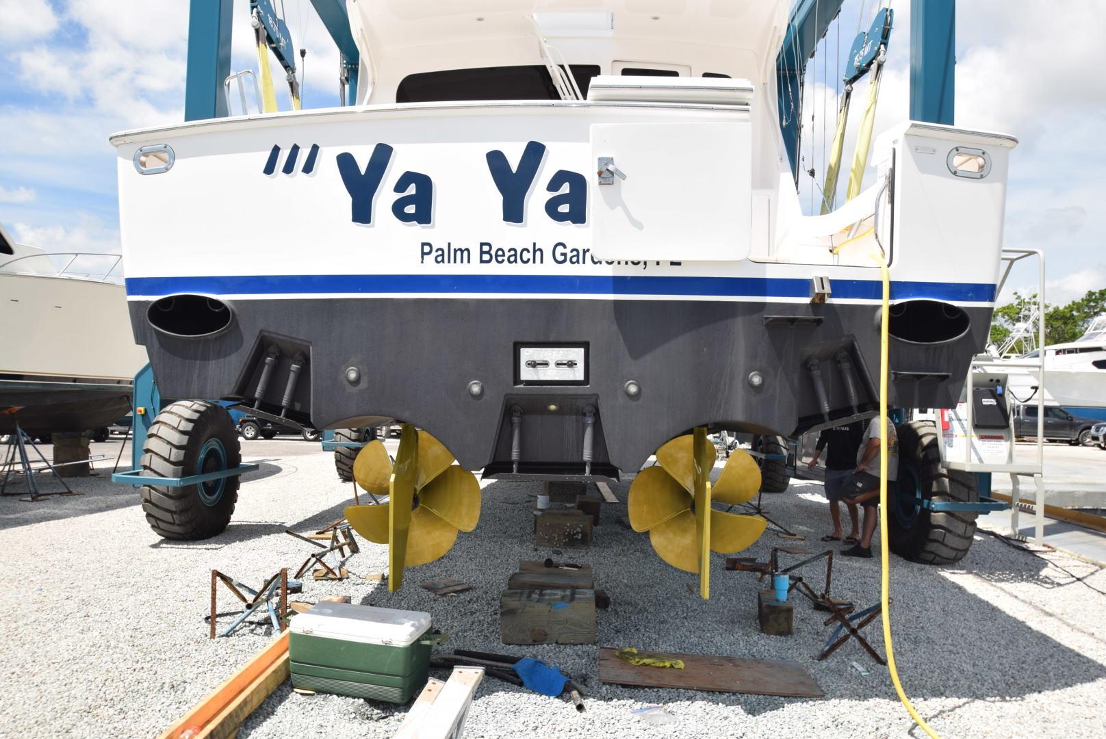 Viking-61 Enclosed Bridge Convertible 2005-Ya Ya Ya North Palm Beach-Florida-United States-1258112 | Thumbnail