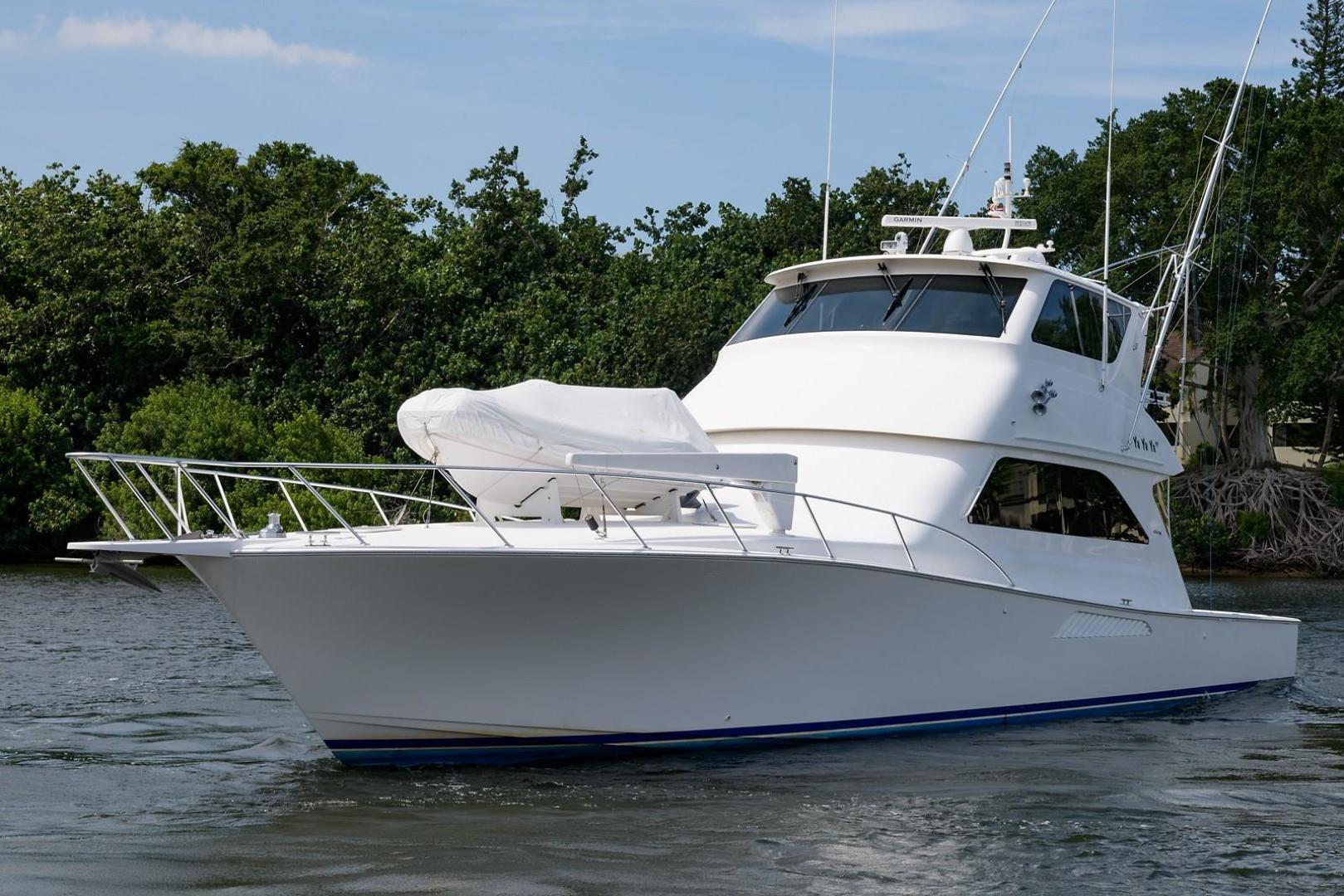 Viking-61 Enclosed Bridge Convertible 2005-Ya Ya Ya North Palm Beach-Florida-United States-1258053 | Thumbnail