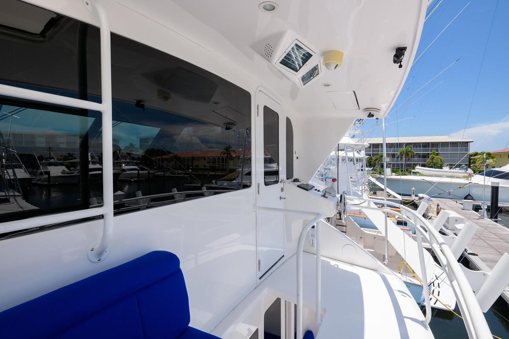 Viking-61 Enclosed Bridge Convertible 2005-Ya Ya Ya North Palm Beach-Florida-United States-1258068 | Thumbnail